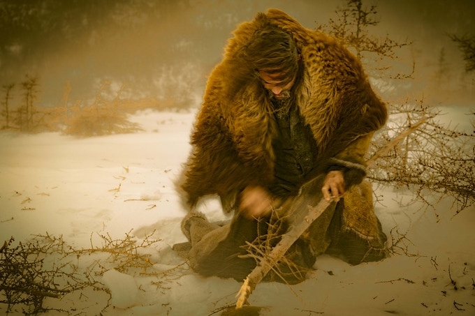 Jason Momoa doing things the traditional way as Declan Harp - Frontier Season III