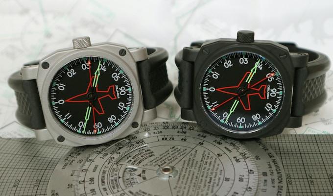NAV-03 Directional Gyro - Black & Stainless