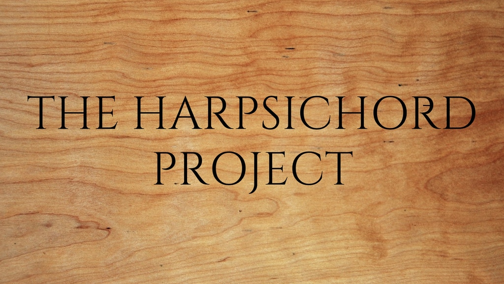The Harpsichord Project project video thumbnail