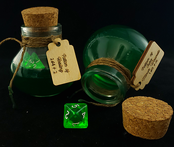 Green Potion Stretch Goal