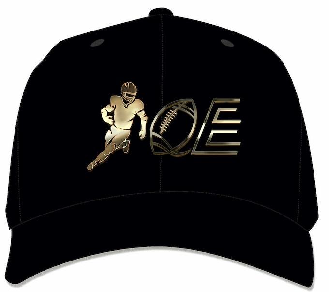Quarterback Equalizer Baseball Cap