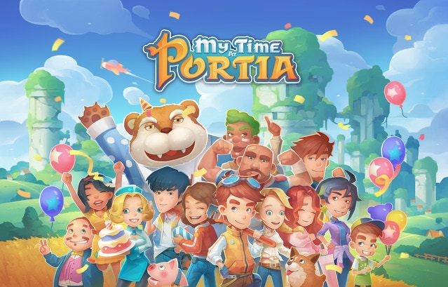 my time at portia flying mounts