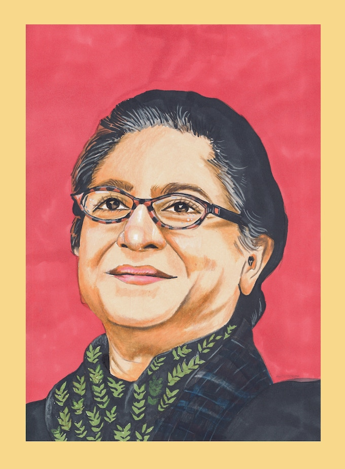 Asma Jahangir: Activist, feminist, United Nations human rights award winner