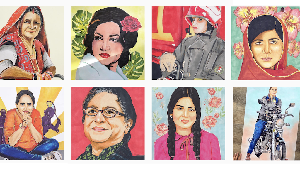Pakistan for Women: Stories of extraordinary women. project video thumbnail