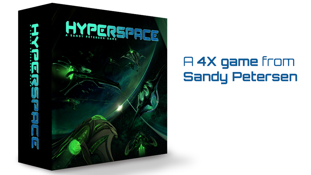 Hyperspace is the top crowdfunding project launched today. Hyperspace raised over $211245 from 995 backers. Other top projects include The Eternal Battle, Genius Pack Supercharged: A Smarter Carry On Luggage, ...