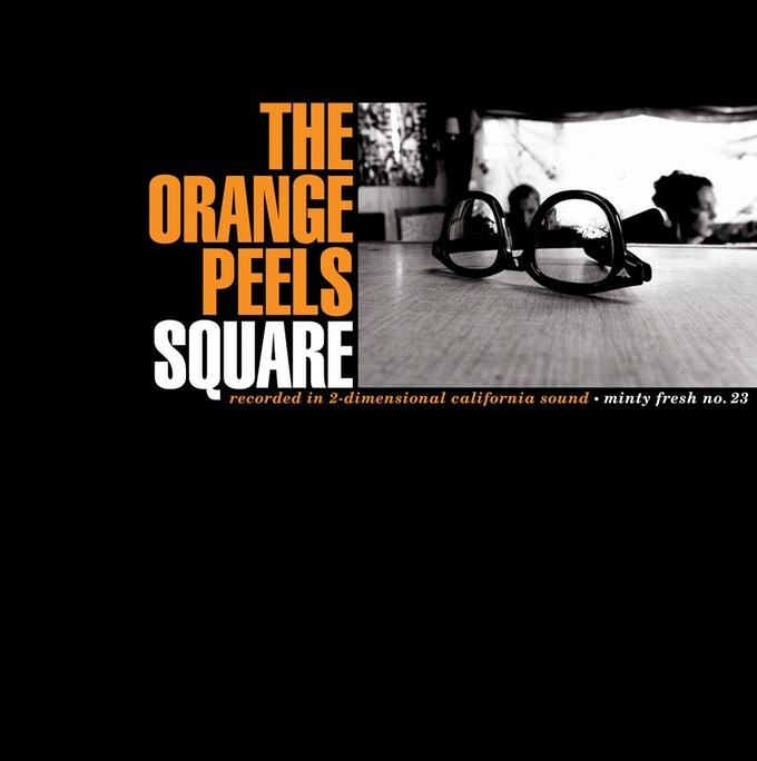 The Orange Peels released their debut album, Square in 1997.