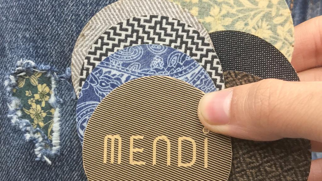 Quickstarter: MENDI Kit - Making fashion more sustainable. project video thumbnail