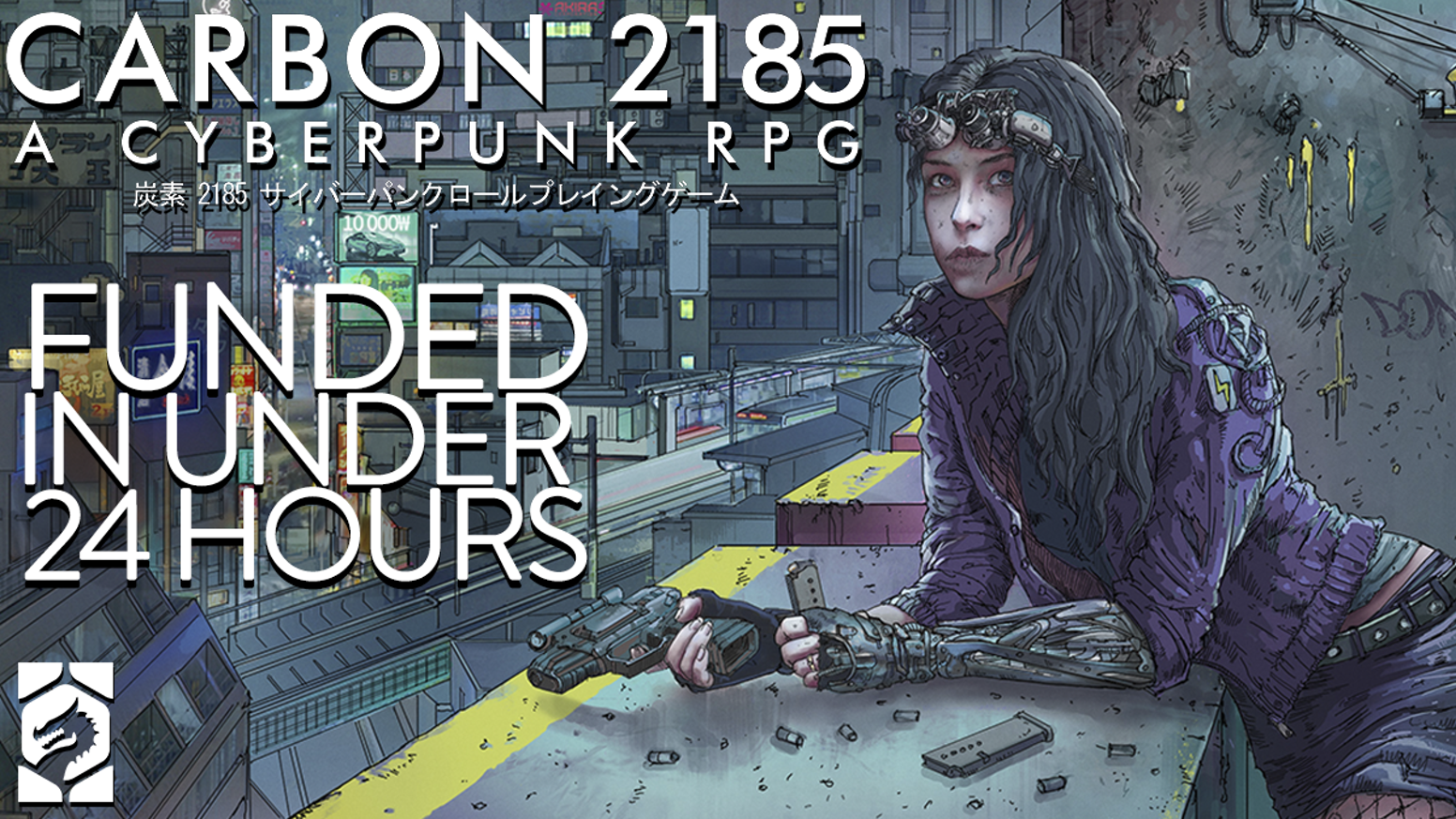 A high action, modern cyberpunk tabletop roleplaying game set in a dystopian San Francisco