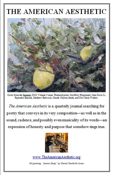 """Lemon Study"" oil by Daniel Coolbrith Jones was featured on our Summer 2016 cover."