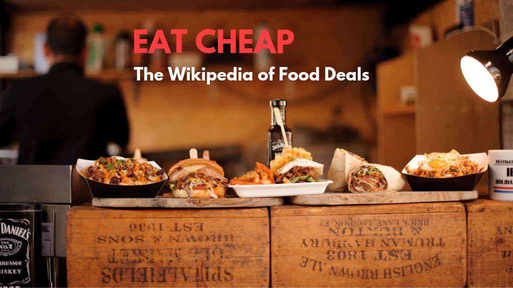 Eat Cheap - The Best Food & Drinks Deals According to Locals project video thumbnail