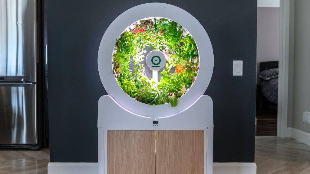 OGarden Smart: Grow An Indoor Garden of 90 Fruits & Veggies