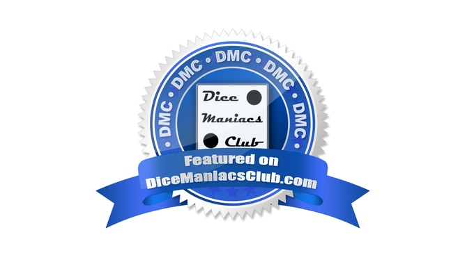 If you enjoy discussing everything dice related, be sure to join the Dice Maniacs Club over on Facebook.