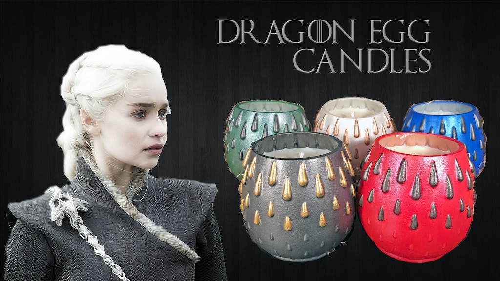 GOT Candles for Ultimate Fans!