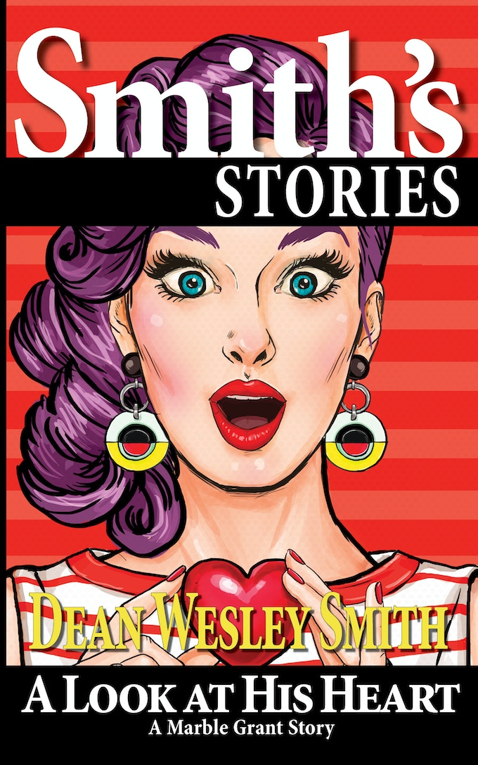 A Sample of a Short Story Paperback Cover