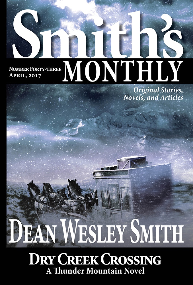 Issue #43 of Smith's Monthly Magazine