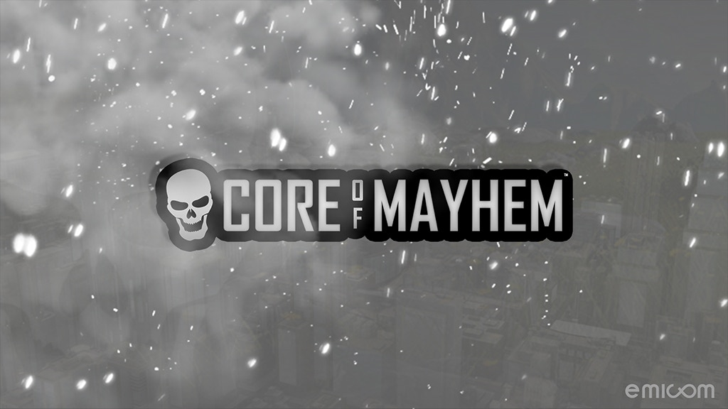 Project image for Newest Video Game with Massive Open World - Core of Mayhem®