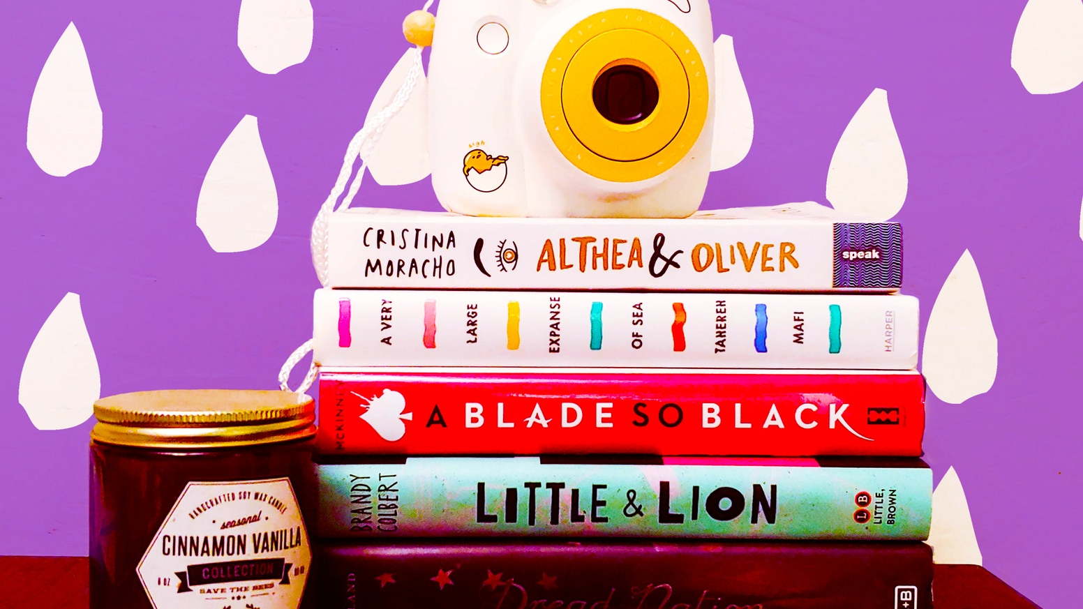A monthly subscription box that focuses on BIPOC authors for readers of young adult fiction.