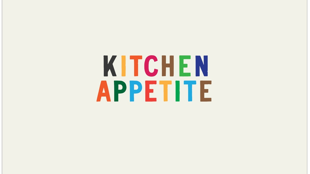 Kitchen Appetite: unlocking the magic of great meals project video thumbnail
