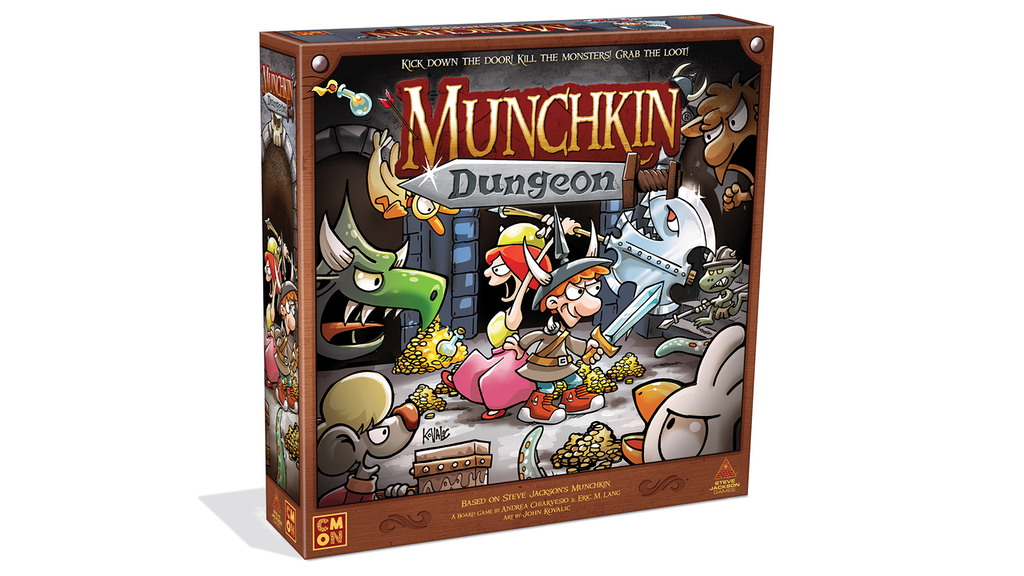 Munchkin Dungeon project video thumbnail