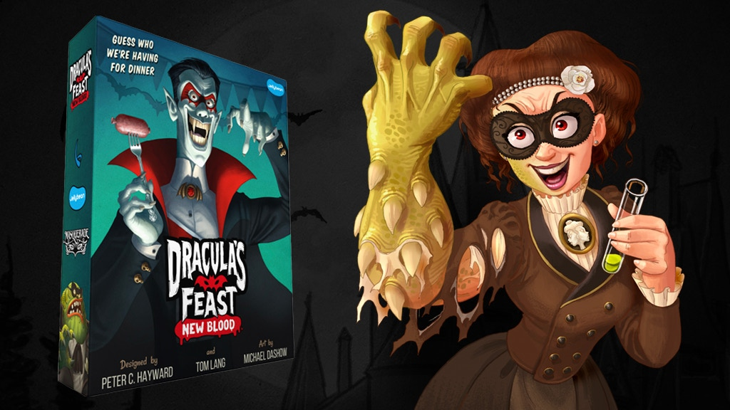 Dracula's Feast: New Blood project video thumbnail