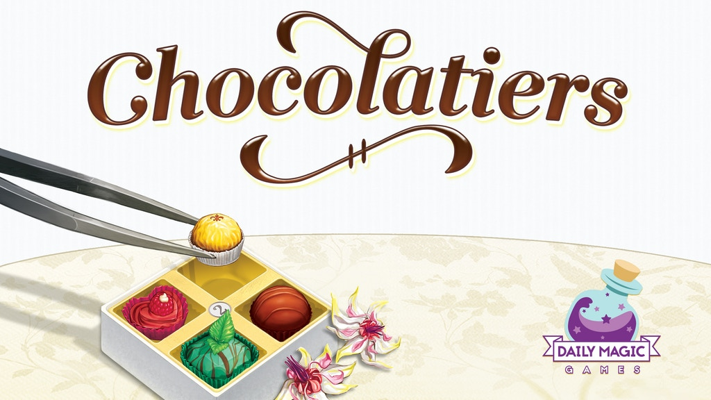 Chocolatiers project video thumbnail