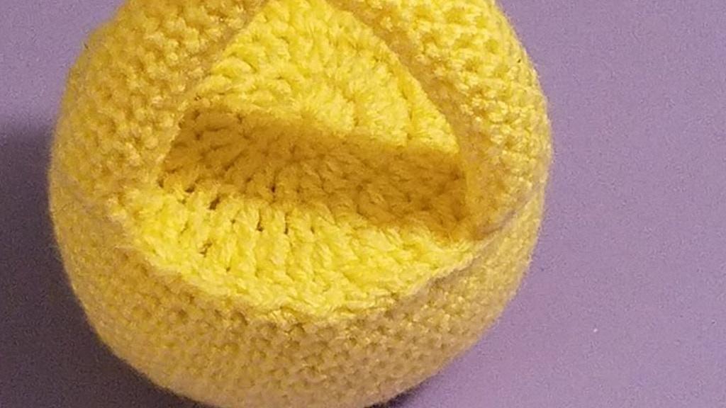 3D Crocheted Liahona