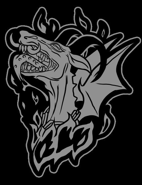 Jersey Devil mock up