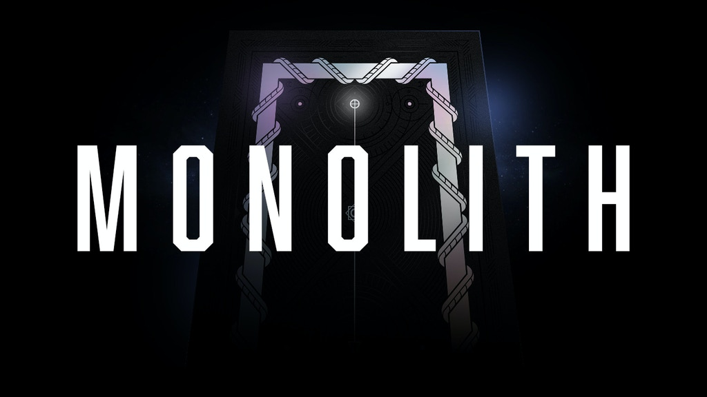 Monolith Playing Cards