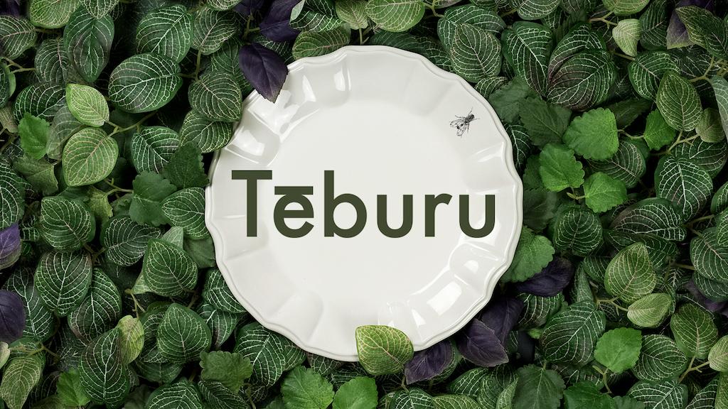 Teburu: freak tableware.