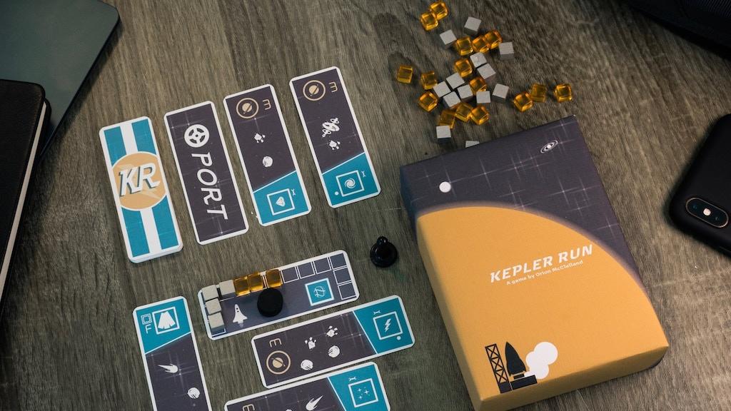 Kepler Run | Make 100 project video thumbnail