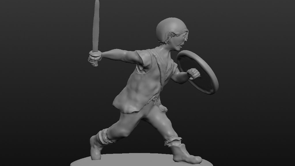 Modelling Miniatures - Digital modelling for 3D Printing project video thumbnail