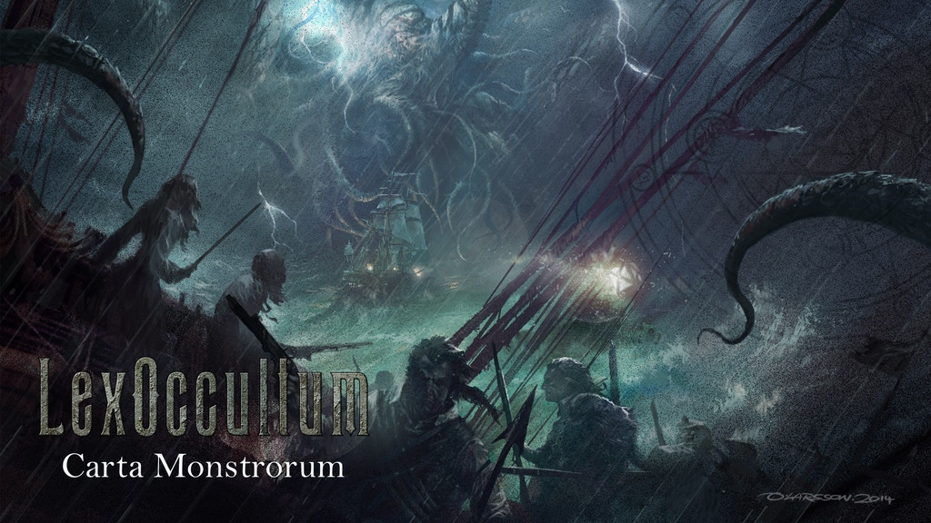 LexOccultum - Carta Monstrorum is the top crowdfunding project launched today. LexOccultum - Carta Monstrorum raised over $271339 from 433 backers. Other top projects include DOXA The Card Game, INVASION Playing Cards Blood Edition, Foody Tales: Magical Stories and simple recipes to share...