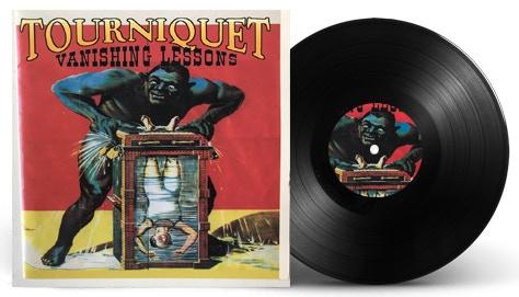 """Classic Black"" on 150 gram vinyl"