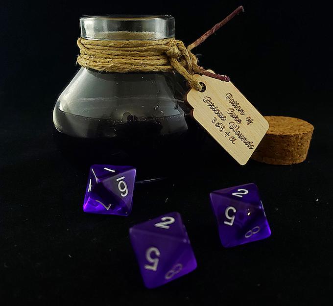 Purple Potion Stretch Goal