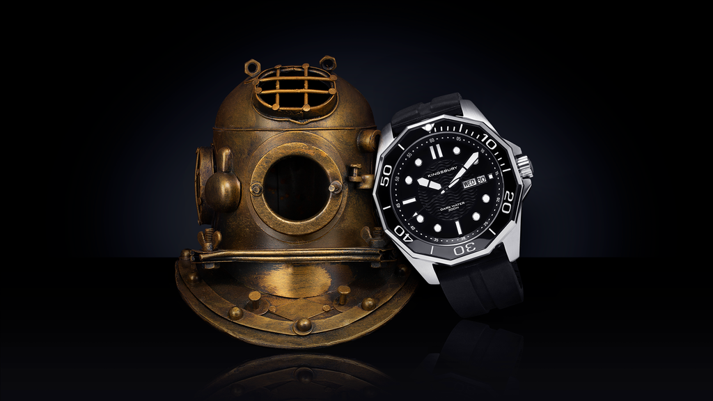 Dark Water 300 - Automatic Dive Watch