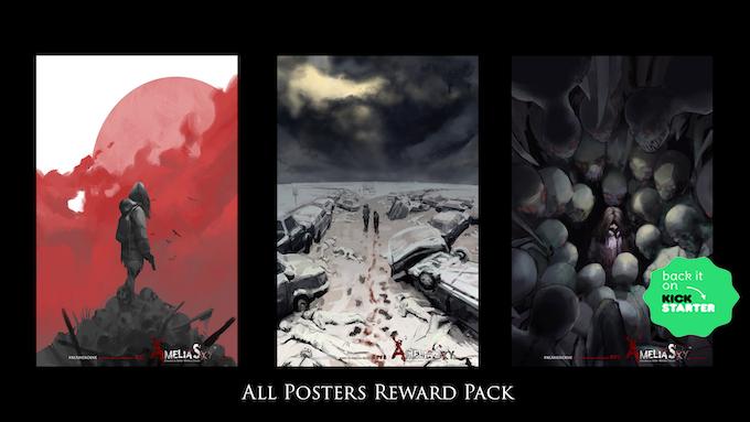 Exclusive Kickstarter (All Posters Pack) Reward