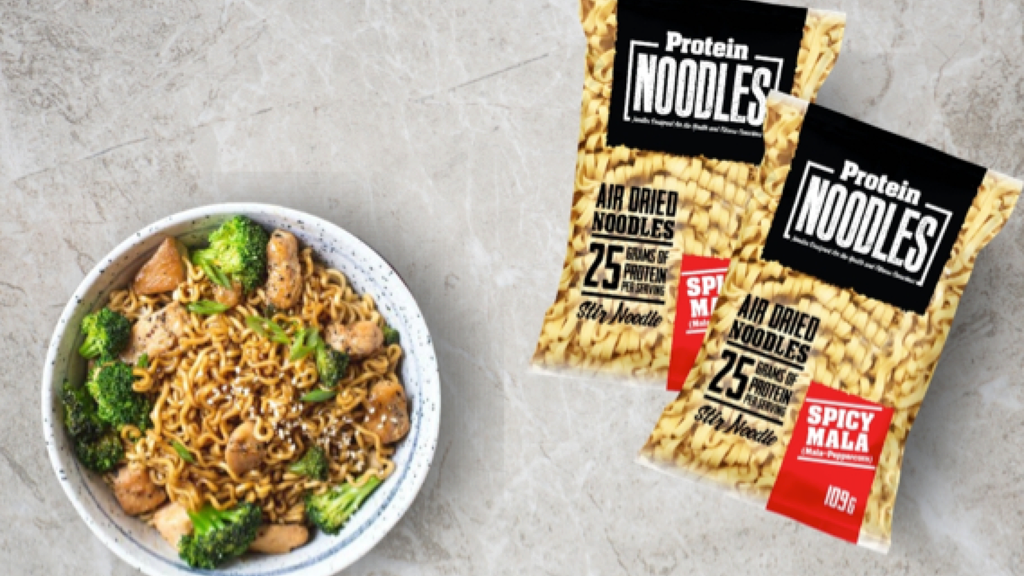 Protein Noodles is the top crowdfunding project launched today. Protein Noodles raised over $7609 from 10 backers. Other top projects include Dragon Age Character Profile Hard Enamel Pin Bages, Film festival submission for Sci-fi short film, ...