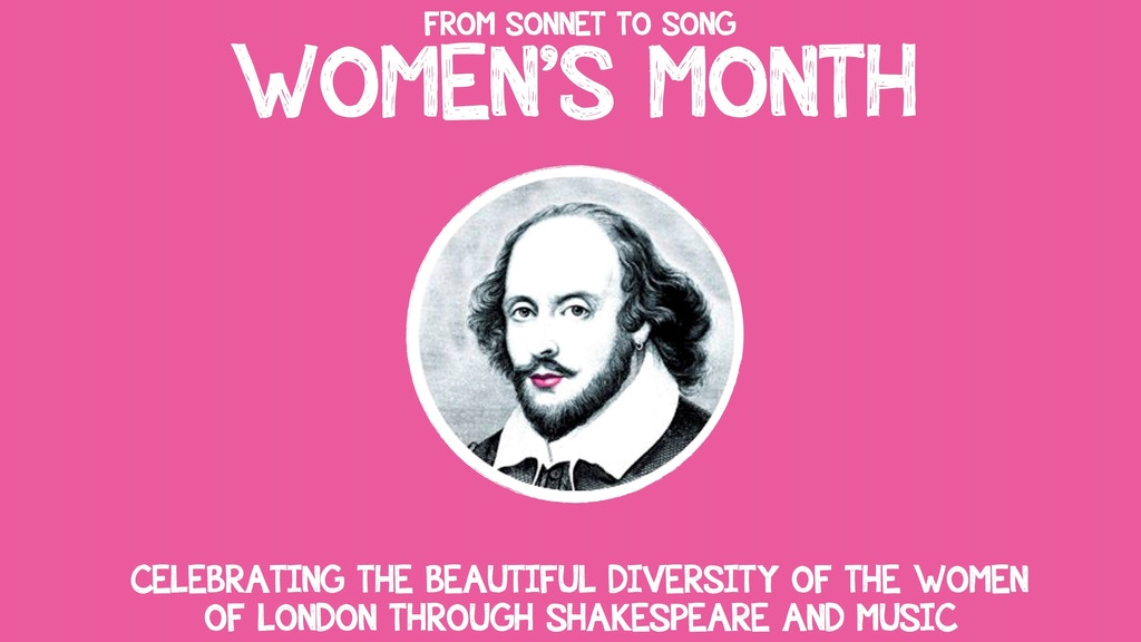 From Sonnet to Song: Women's Month