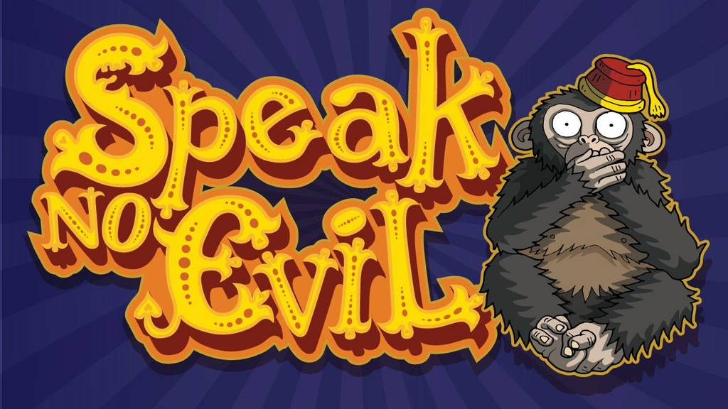 Project image for Speak No Evil: The Party Game for Foul Mouthed Masterminds