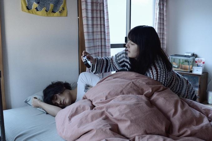 Scene Photo (Haruka and her boyfriend, Sho)