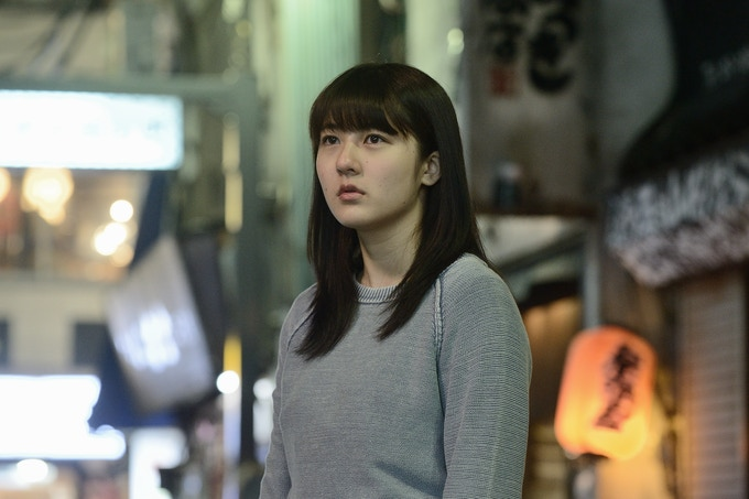 Scene Photo (Physical Therapist, Haruka)