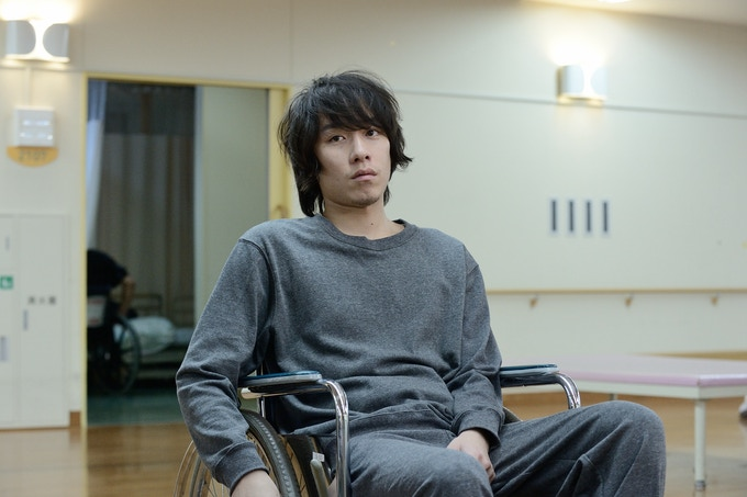 Scene Photo (Haruka's Patient, Tsuge)