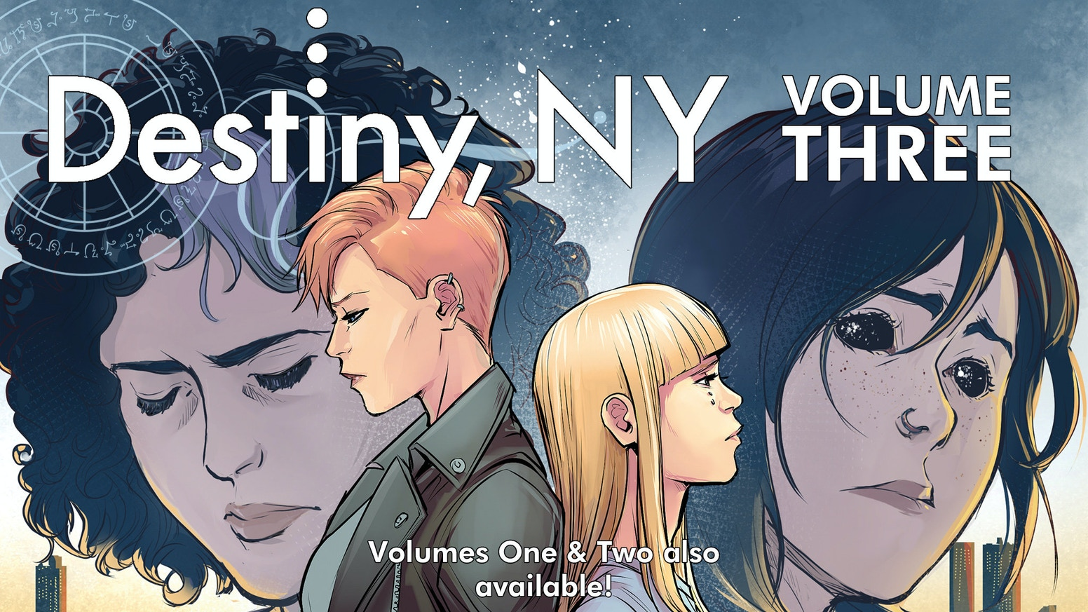 Destiny Ny Volume Three Volumes 1 3 Available By Pat Shand