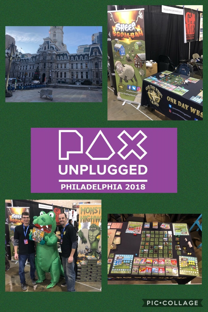 PAX Unplugged - Philadelphia, PA - 2018