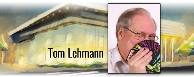 The City' by Tom Lehmann, in English for the first time! by