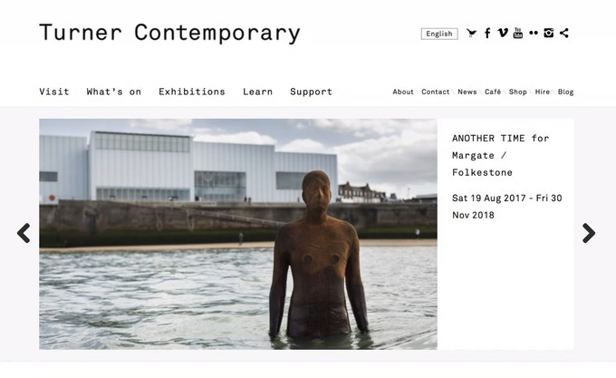 Turner Contemporary gallery Margate