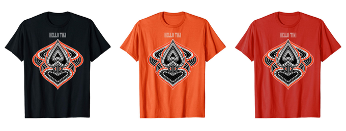 Standard fit t-shirt