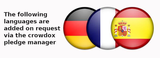 Deutsch - français - español