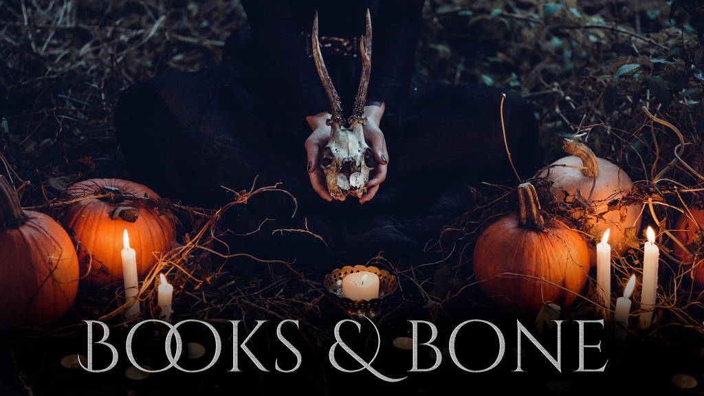 Books & Bone: A Fantasy Novel project video thumbnail