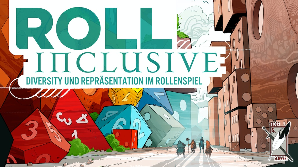 Roll Inclusive: Diversity und Repräsentation im Rollenspiel Project-Video-Thumbnail